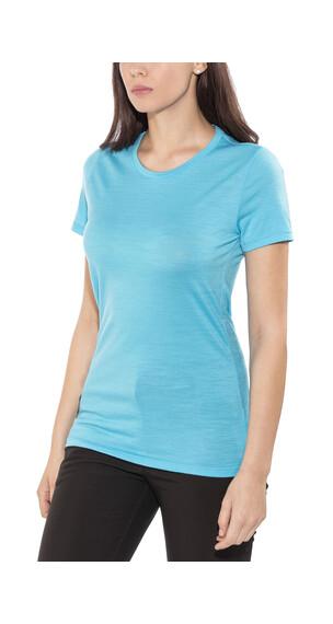 Icebreaker Tech Lite t-shirt turquoise